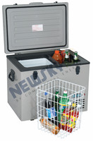 2014 HOT SELLING DC/AC 12 volt mini fridge for travel mini fridge 12v