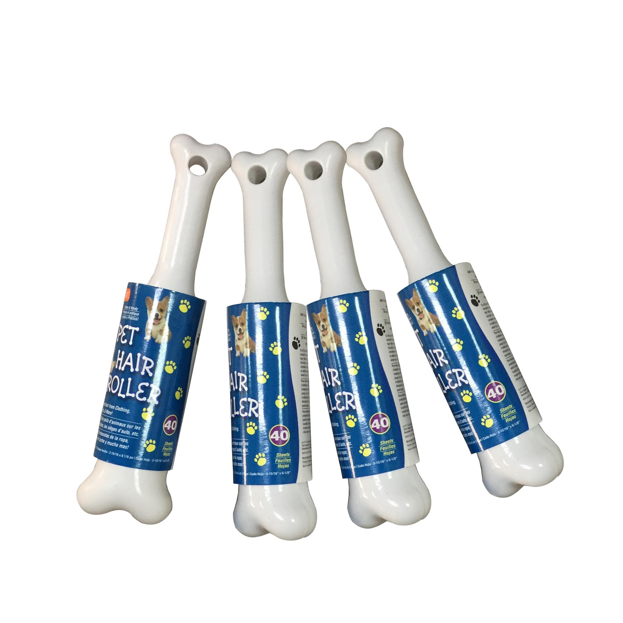 New Bone Cleaning Lint Roller for Household