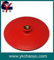 stone glass polishing pad