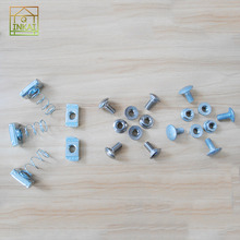 Manufacture Good Quality Channel Accessories Stainless Steel U Clip Nut