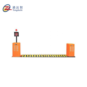 Tire Killer Spike Barrier Steel Material Road Safety One-way Traffic Control spike