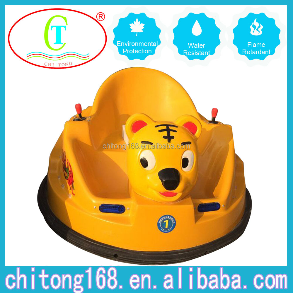 Adult Electric Bumper Car For One Person