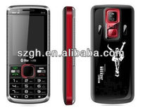 2013 new Triple Sim Triple Standby dual cameras mobile phone 5130