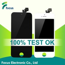 Original quality mobile phone lcd screen assembly for iphone 5