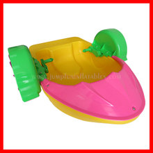 cheap Kids plastic water boat,High quality adults Paddle Boat export from China