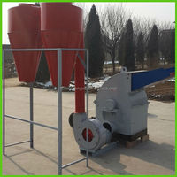 Professional wood hammer mill