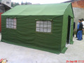 Army Green Color Canvas Military Tent