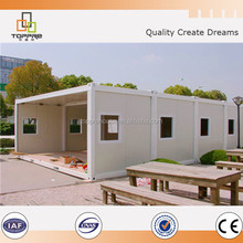 Fast installation container kit home for sale