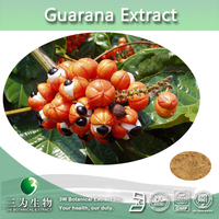 Weight Loss Guarana powder,Guarana Extract 10% Caffeine,Guarana Seed P. E.