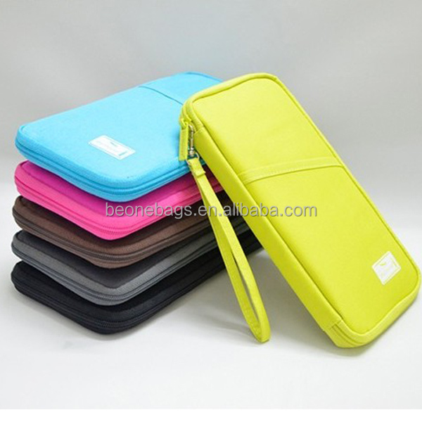 inventory many color parking airline ticket holder cheap wholesale