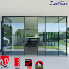 Australia standard commercial safety glass aluminum window and doors trim