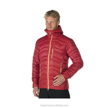 RYH543 2017 new design hot sale cheap price light weight colorful down jacket
