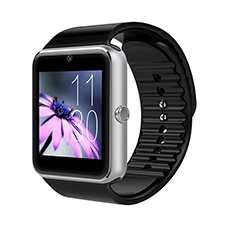 Bluetooth Smart Watch GT08 with sim card built-in for men woman sport remote camera multi-function hot sale 2016