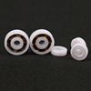 605 plastic bearings deep groove ball bearings