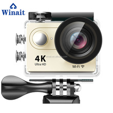 2016 Factory Price High Quality Hot Sale Product Ultra HD Sport Camera Video Camera Live Stream Wifi Mini 4k Action Camera