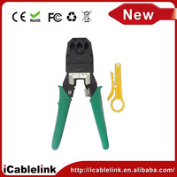 NEW RJ45 RJ11 Network Cable Wire Crimping Tool Crimper Cutter Pliers Strippers