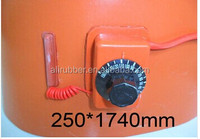 250*1740mm Flexible Silicone Oil Drum Heater Silicon Heater 55 Gallon/200 Litre Drums