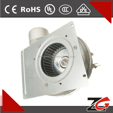 China factory big airflow ac 110v-240v centrifugal fans blowers for gas wall hung boilers