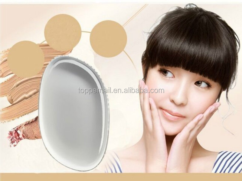 Good quality hot sale silicone makeup sponge applicator for wholesale