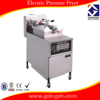 Electric Pressure Fryer PFE-600( CE and Manufacturer)