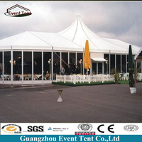 Guangzhou Banquet 500 Seater Wedding Party Waterproof Tent Canopy
