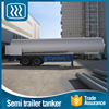High quality heavy duty chemical liquid nitrogen tanker semi trailer