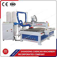 CNC wood furniture making router machine carving mahine