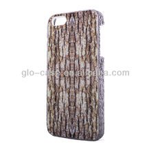2014 new carbon fiber phone case hand engraving Wood grain for iphone5s