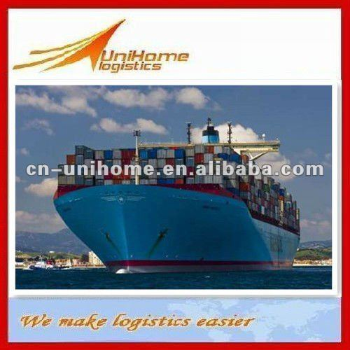 Freight forwarder shipping agent from China to Oakland