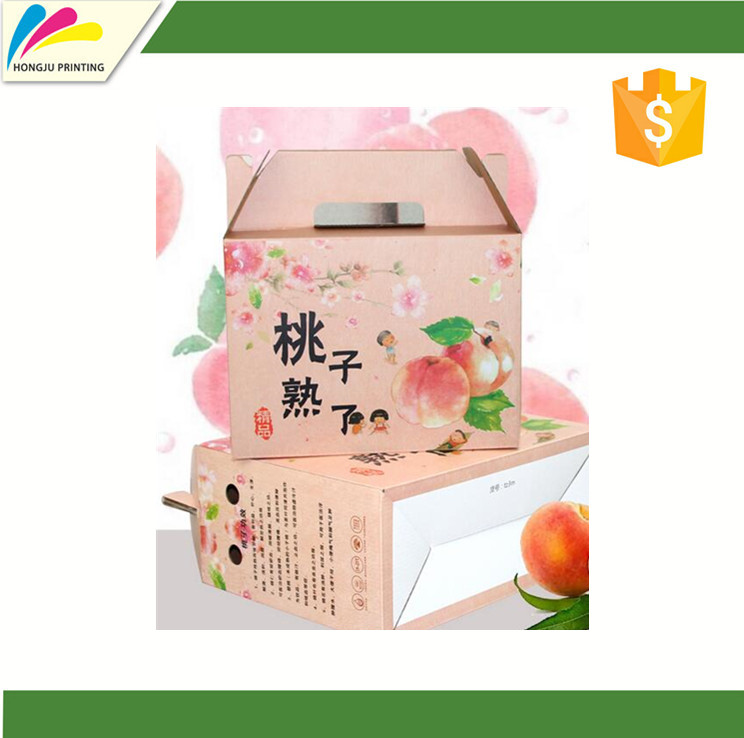Cheap and high quality water resistant cardboard box