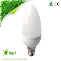 E27 8W CFL bulb light