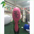 Funny Promotional Printing PVC Inflatable Brush Model Balloon Design