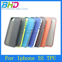 2013 brand new For iphone 5S TPU protective case