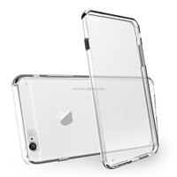 Brand New Transparent Shiny Soft Gel Back Case For Iphone 6 Plus