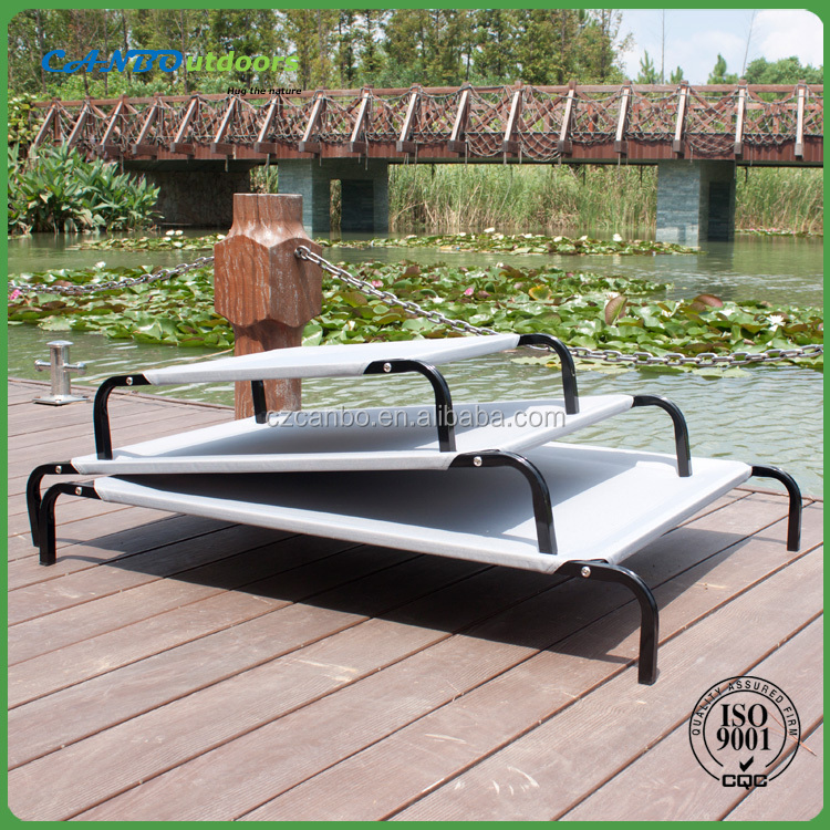 Best price good quality of square tube pet bed made in china
