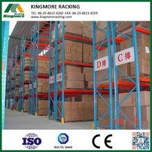 logistics center/warehouse storage selective pallet warehouse racking system