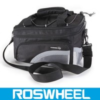 Outdoor Sport 15L Bicycle Bag, Bike Rear Seat Pannier for Better Cycling motorcycle 14236 bicycle double rear pannier bag