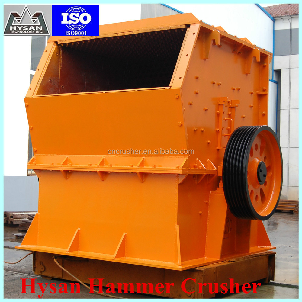High production/ Low price/PC ring hammer crusher/ rock crushing plant