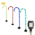 Christmas Candy Cane Pathway Markers Set of 4 Christmas Indoor/outdoor Decoration Lights