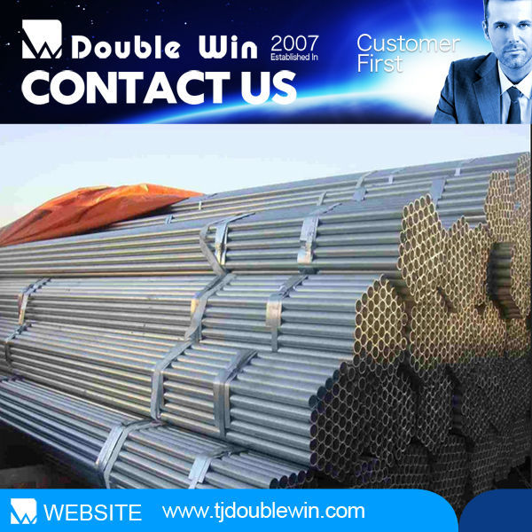 8 inch schedule 40 galvanized steel pipe/ galvanized steel round pipe / GI tubes / hot dipped