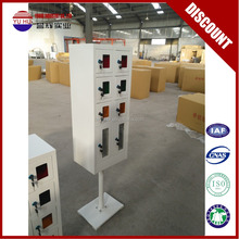 Multi- function charging locker station practical design cell phone charge locker