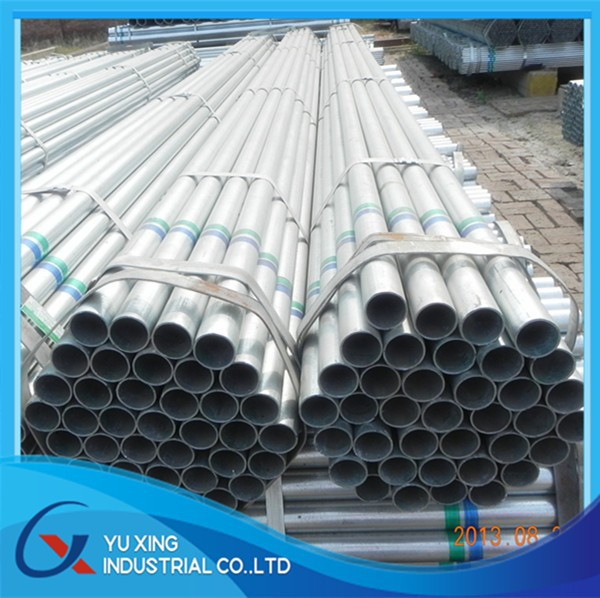 "3"" Galvanized Pipe Size Chart"