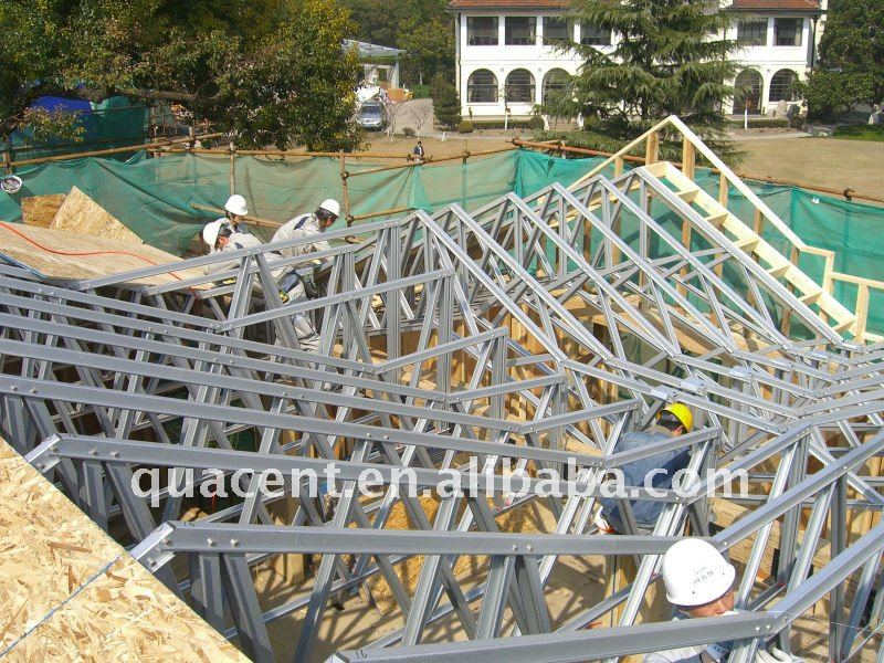 Light Gauge Steel Roof Trusses