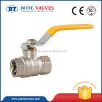good market brass cock gas ball valve