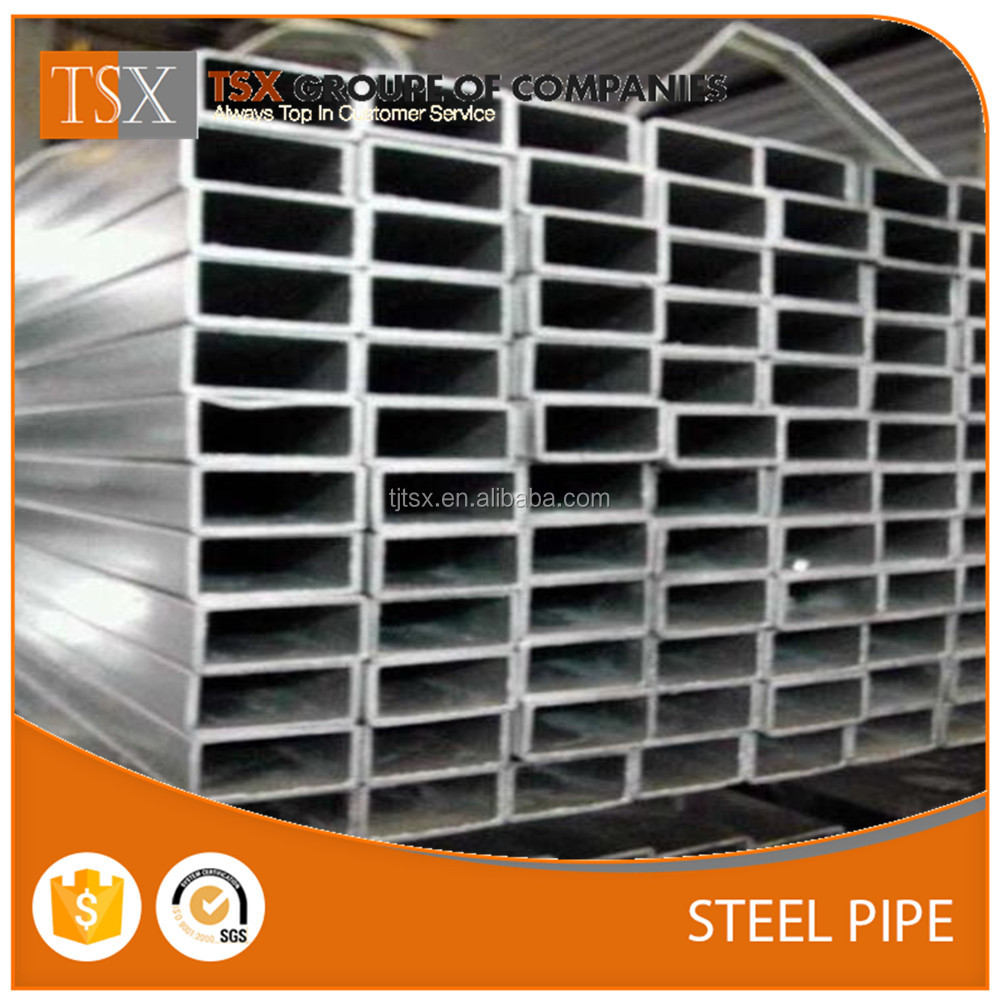 TSX-16090130 square tubular steel square and rectangular tube square and rectangular hollow section