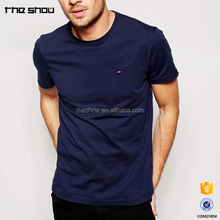 Clothing manufacturer wholesale cheap 100% cotton round neck blank t shirts
