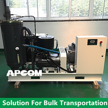 300CFM 2.5bar 30kw Air Compressor For Charcoal Powder