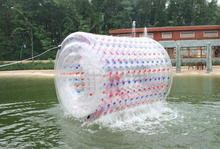 Commercial Inflatable Water Roller ,Water Toy Equipments For Sale
