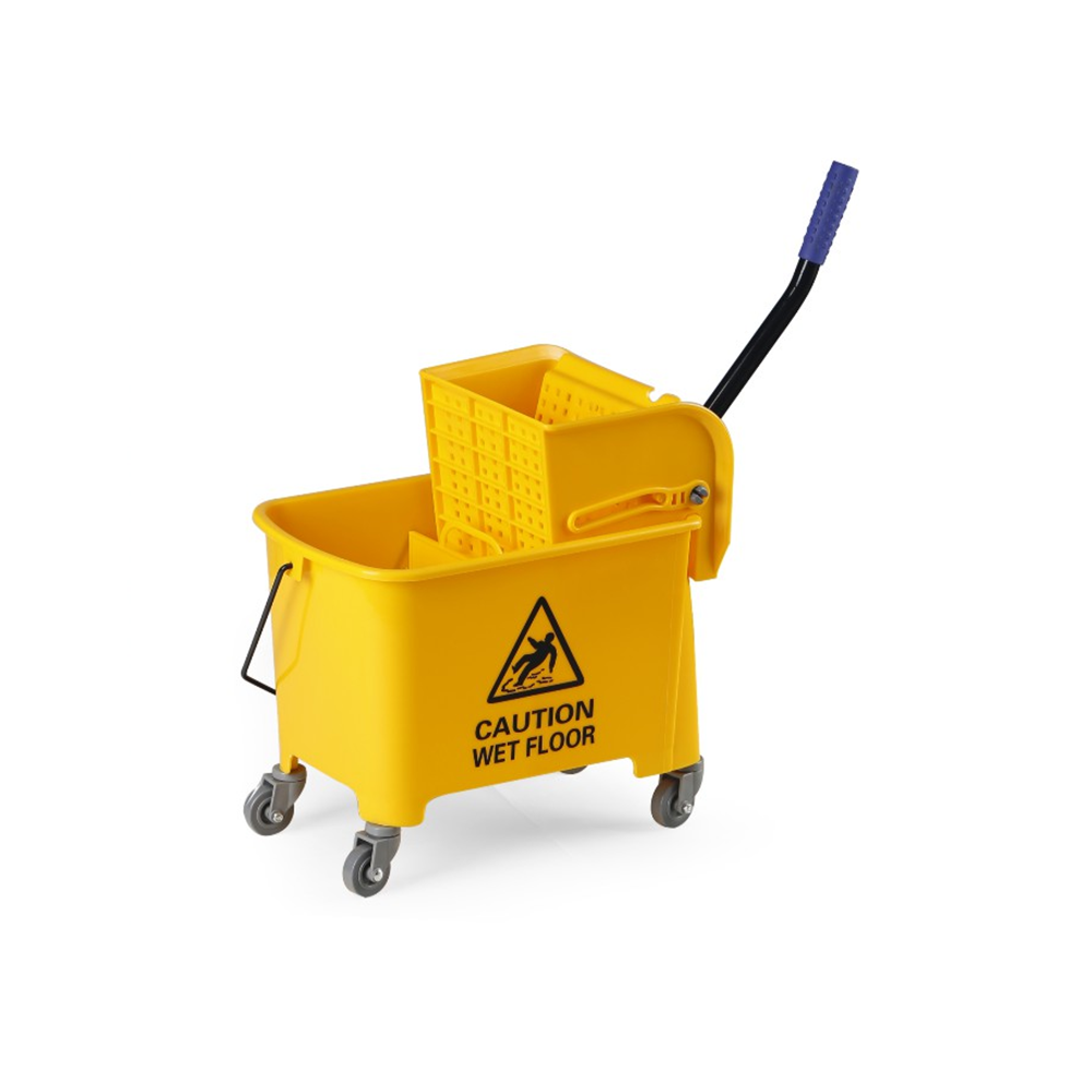 20L Mini Mop Wringer/ cleaning mop trolley