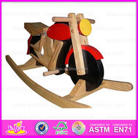 2015 Newest wooden ride on Rocking horse toy,Outdoor funny play kid toy ride on car,Hot item Children wooden Rider toys WJ276729